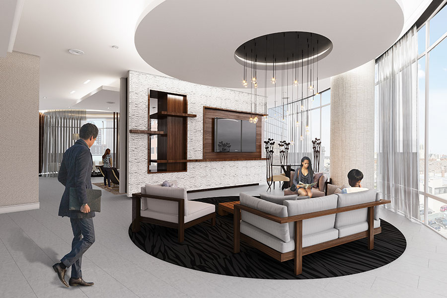 360 Market Square High Rise Apartment Living In Downtown